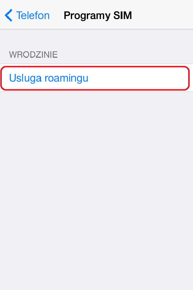 Slide - konf Roaming - IOS 3